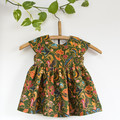 Sustainable Batik Toddler Dress Size 1