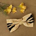 Tasmanian Tiger Pet Bow Tie - Mustard