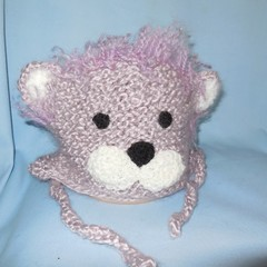Baby Beanie/Lion Toddler Size.