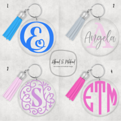 Personalised Keychains