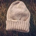 100% Alpaca beanie, handmade knit hat, men beanie, birthday gift for husband, st