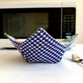 Hot Bowl Cozy | Hot Bowl Holder | Dogs | Reversible | Free Shipping