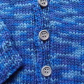 SIZE4yrs- Hand knitted cardigan