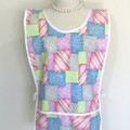 Pink Patchwork Cobbler Apron FREE Post !