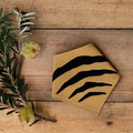 Extra Small - Tasmanian Tiger Pet Bandana - Mustard
