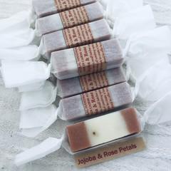 Guest Soap - Jojoba Oil and Rose Petals