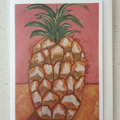 Sweet Pineapple Card
