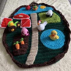 Farm mat