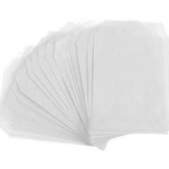 25 Pieces White Paper Favour Party Bags