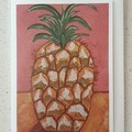 Sweet Pineapple Card