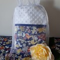 SNUGGLEPOT AND CUDDLEPIE  PRAM MINKY BLANKET