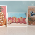 Set of 3 Gift Cards