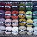10PLY CUSTOM COLOUR hand dyed superfine merino 180m /100g