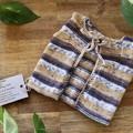 Marley Hand Knitted Baby Vest - 0-3 months -gift, baby shower, boy, girl, unisex