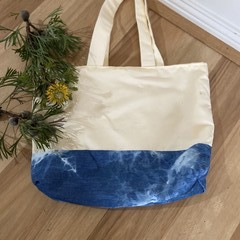 Handmade Lined Tote Bags