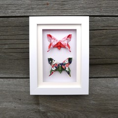 One-of-a-kind gift - exquisite butterflies - for special occasion