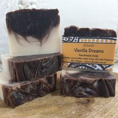 Vanilla Dreams Handmade Soap