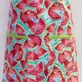 Watermelon Dreams ladies one piece apron