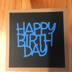 Happy Birthday Card packs