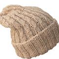 Adult beanies,  textured wool