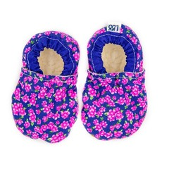 Baby Shoes - Floral