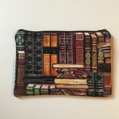 Antique books pencil case
