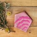 Extra Small - Tasmanian Tiger Pet Bandana - Pink