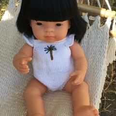 Miniland Doll Romper