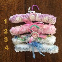 Lacey Coathanger  BABY SIZE 22 -24 cm long