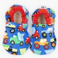 Truck Soft Sole Baby Shoes