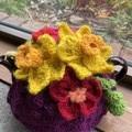 Floral Tea Cosy Teapot Cover