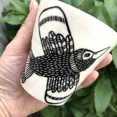 Flying Bird cup