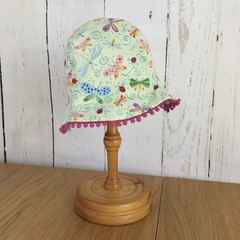 Baby Blossom Hat - Butterfly Dance - 6-12 months