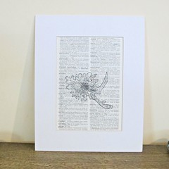 Science Art Print Amoeba Decor Microbiology Artwork Wall Scientist Teacher
