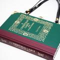 Charles Dickens Novel Bag - A Christmas Carol - Bag made from a book