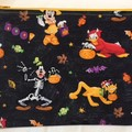Small Project Bag - Disney Halloween