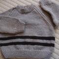Size 1 yr: boy,  jumper , easy care, washable