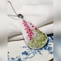 "Royal Albert ""Foxglove"" Pendant"