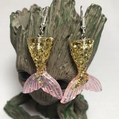 Mermaid Tails Earrings