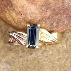 Sapphire Ring Design 3052