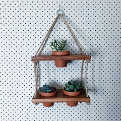 2-tier Hanging Shelf