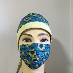Fashion & Reusable  Side Pleated face Mask