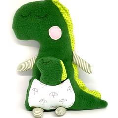 Dinosaur softie, FREE DELIVERY, stuffed toy, stuffed animal, baby boy toy