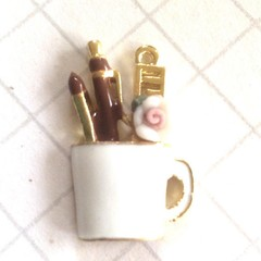 Stationery Planner Charm, Stationery planner accessories, stationery charm, stat