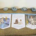 Star Wars Birthday Bunting Party Nursery Decor Supplies A New Hope Baby Shower