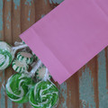 30 Pink Paper Bags Baby Shower Bag Party Bags Favour Bags Christmas Gift Bags