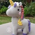 Blossom the unicorn