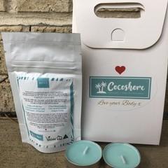 Refreshing Mint  Sample Gift Box (Vegan and Organic)