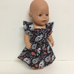 Dolls  Dress to fit Baby Born and Cabbage Patch Dolls and Luvabella Dolls