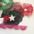 Oopsies Embellishment pack, imperfect resin, scrapbook supplies, craft and scrap